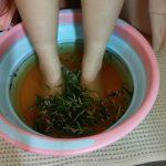 足湯のススメ